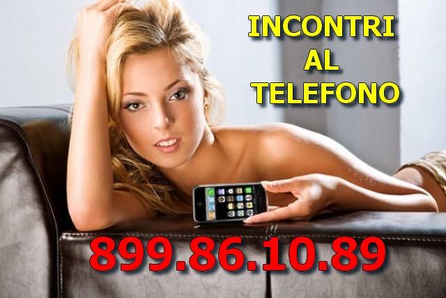 Incontri al telefono