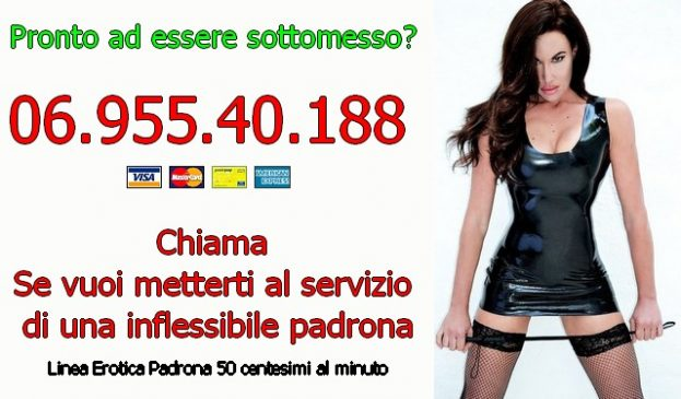Padrona Mistress 0695540188