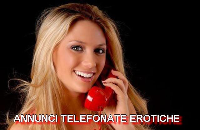 Telefono Erotico Amatoriale