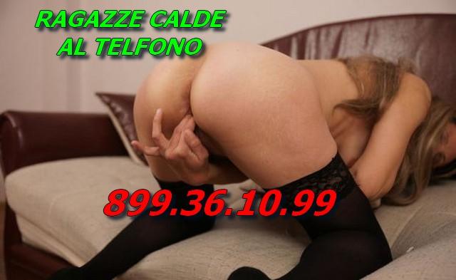Sesso al telefono erotico