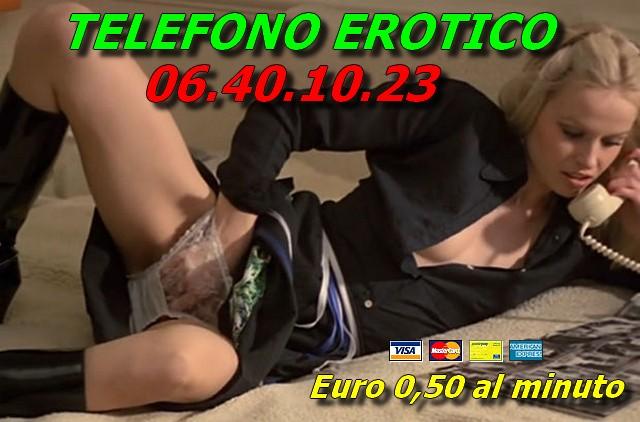 Linea Erotica Carta di Credito